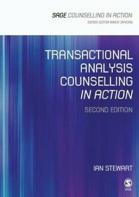 Transactional Analysis Counselling In Action (Couns... By Stewart, Ian Paperback • 14.70£