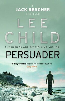 Persuader: (Jack Reacher 7) By Child, Lee Book The Cheap Fast Free Post • 12.99£