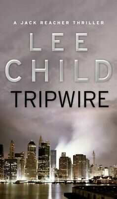 Tripwire: (Jack Reacher 3) By Child, Lee Book The Cheap Fast Free Post • 5.49£