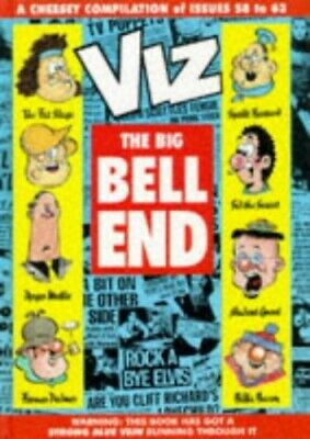 The Big Bell End By Viz Hardback Book The Cheap Fast Free Post • 6.49£
