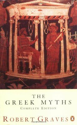 Greek Myths By Graves, Robert Paperback Book The Cheap Fast Free Post • 5.20£