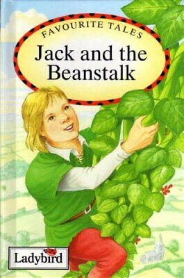 Jack And The Beanstalk (Ladybird Favourite Tales) By Daly, Audrey Hardback Book • 3.99£