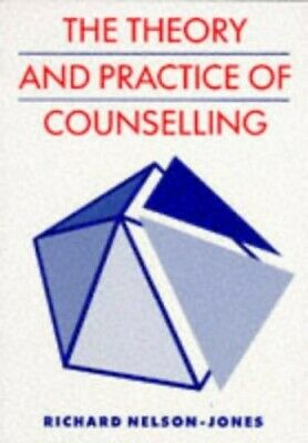 £5.49 • Buy The Theory And Practice Of Counselling By Nelson-Jones, Richard Paperback Book