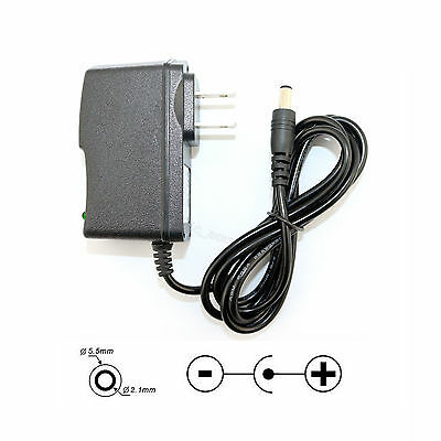 $5.29 • Buy AC DC 100-240V 12V 1A Power Supply Adapter Charger For 3528 5050 LED Strips US