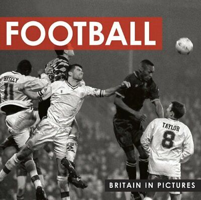 Football (Britain In Pictures) By Ammonite Press Book The Cheap Fast Free Post • 5.49£