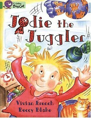£3.27 • Buy Jodie The Juggler: A Humorous Story About A Boy ... By Collins Big Cat Paperback