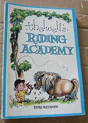 £5.99 • Buy Thelwell's Riding Academy By Thelwell Book The Cheap Fast Free Post
