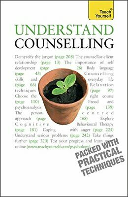 Understand Counselling: Teach Yourself By Milne, Aileen Paperback Book The Cheap • 7.49£