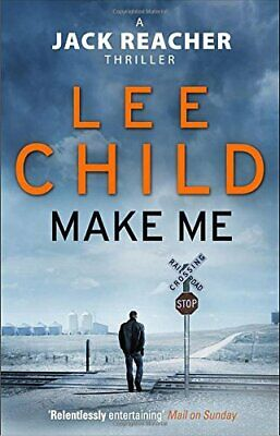 £3.59 • Buy Make Me: (Jack Reacher 20) By Child, Lee Book The Cheap Fast Free Post