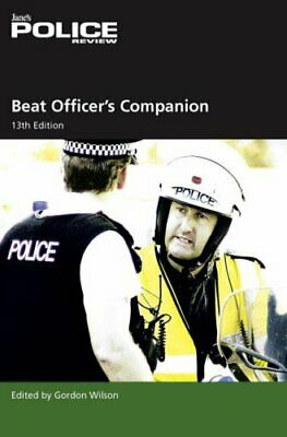 The Beat Officer's Companion 2007/2008 (Janes Police Handbooks) Paperback Book • 8.99£