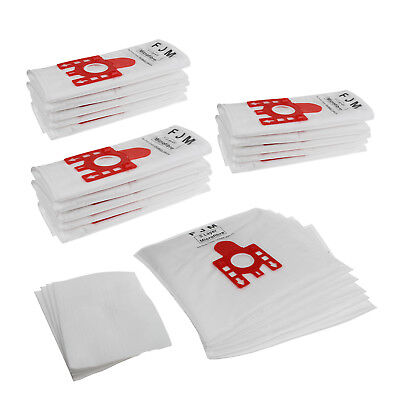 MIELE S4210 & S4211 Compatible Hoover VACUUM DUST BAGS X20 & 4 Filters • 11.39£