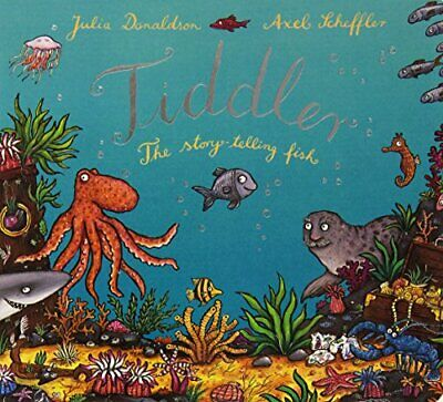£5.49 • Buy Tiddler By Julia Donaldson Board Book Book The Cheap Fast Free Post