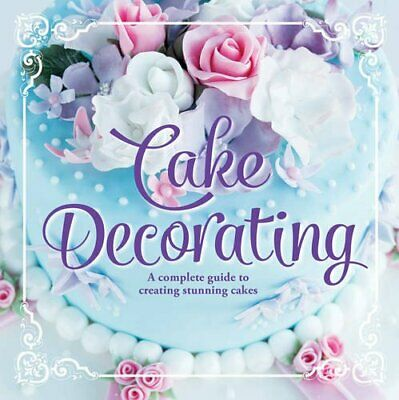 Cake Decorating (Culinary Delights) Book The Cheap Fast Free Post • 4.49£