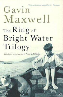 £4.99 • Buy The Ring Of Bright Water Trilogy: Ring Of Bright ... By Maxwell, Gavin Paperback