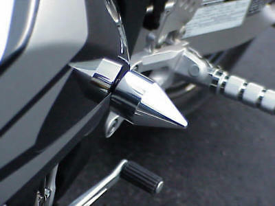 $12.95 • Buy 2000-2005 Suzuki GSXR600 GSXR750 GSXR 600 750 CHROME FAIRING SPIKES