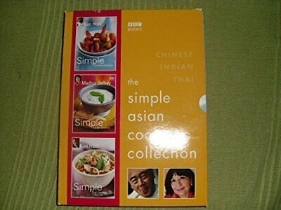 £3.59 • Buy SIMPLE ASIAN COOKERY COLLECTION---SIMPLE CHINESE COOK... By KEN HOM , MADHUR JAF