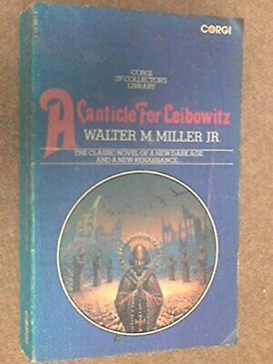 A Canticle For Leibowitz (Corgi SF Collector's Library) By Miller, Walter M The • 6.99£
