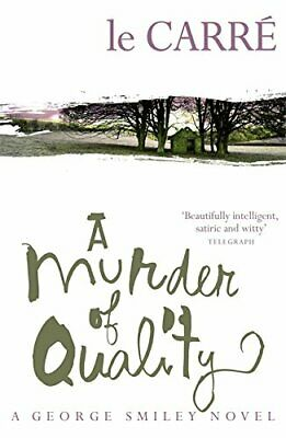 £4.99 • Buy A Murder Of Quality By Le Carré, John Paperback Book The Cheap Fast Free Post