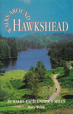 Walks Around Keswick By Welsh, Mary Paperback Book The Cheap Fast Free Post • 5.49£
