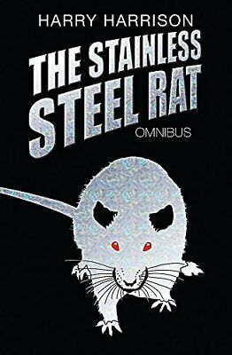 £5.49 • Buy The Stainless Steel Rat Omnibus By Harrison, Harry Paperback Book The Cheap Fast