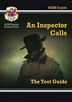 £2.69 • Buy Grade 9-1 GCSE English Text Guide - An Inspector Calls... By CGP Books Paperback