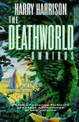 £12.99 • Buy Deathworld Omnibus By Harrison, Harry Paperback Book The Cheap Fast Free Post