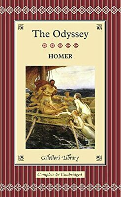 £5.99 • Buy The Odyssey (Collector's Library) By Homer Hardback Book The Cheap Fast Free