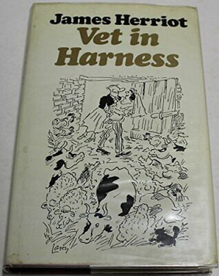 £5.49 • Buy Vet In Harness By Herriot, James Hardback Book The Cheap Fast Free Post