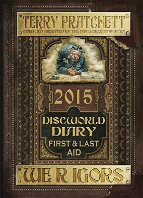 £28.99 • Buy Discworld Diary 2015: We R Igors: First And Last Aid By Emporium, The Discworld