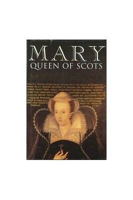 Mary Queen Of Scots By Fraser, Lady Antonia Hardback Book The Cheap Fast Free • 5.49£