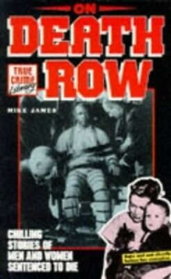 £3.99 • Buy On Death Row (True Crime Library) Paperback Book The Cheap Fast Free Post