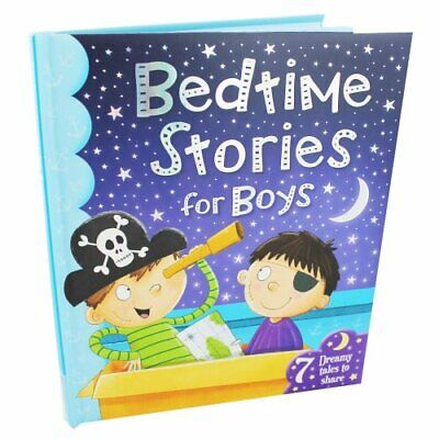 £3.99 • Buy Bedtime Stories For Boys By Igloo Books Book The Cheap Fast Free Post