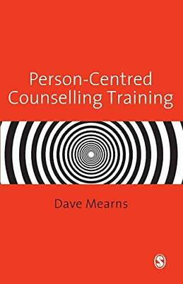 £13.99 • Buy Person-Centred Counselling Training By Dave Mearns Paperback Book The Cheap Fast