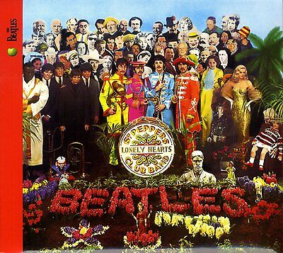 £8.45 • Buy The Beatles - Sgt Pepper's Lonely Hearts Club Band Cd Remaster