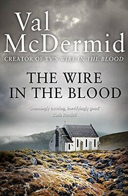 £2.99 • Buy The Wire In The Blood (Tony Hill And Carol Jordan) By McDermid, Val Paperback