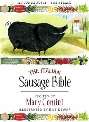 £3.59 • Buy The Italian Sausage Bible By Mary Contini Book The Cheap Fast Free Post
