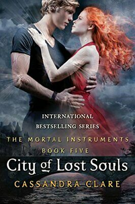 £5.49 • Buy The Mortal Instruments 5: City Of Lost Souls By Clare, Cassandra Book The Cheap