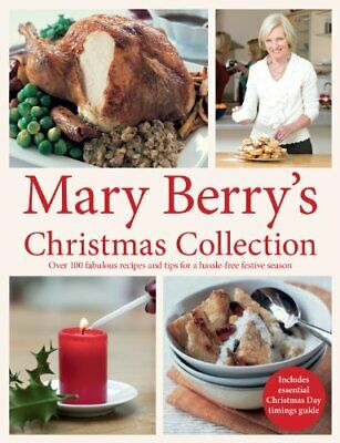 £6.49 • Buy Mary Berry's Christmas Collection By Berry, Mary Book The Cheap Fast Free Post