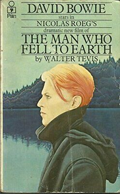 Man Who Fell To Earth By Tevis, Walter Paperback Book The Cheap Fast Free Post • 18.09£