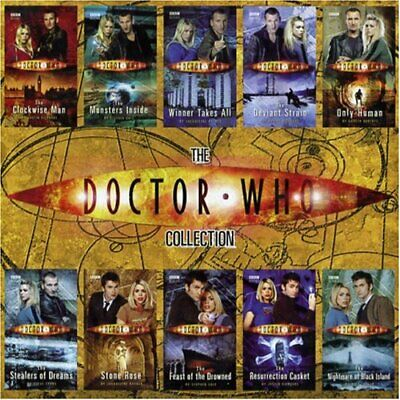 The Doctor Who Collection - BBC 10 Book Set . The Nightmare... By Gareth Roberts • 7.99£