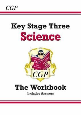 £3.29 • Buy KS3 Science Workbook- Higher (with Answers): Superb Fo... By CGP Books Paperback