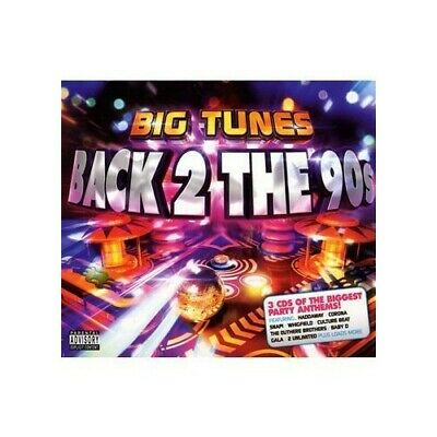 Various Artists - Big Tunes Back 2 The 90s - Various Artists CD 7SVG The Cheap • 3.49£
