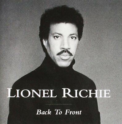Lionel Richie Back To Front (greatest Hits / Best Of) Cd  • 5.99£