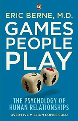 £7.49 • Buy Games People Play: The Psychology Of Human Relations... By Berne, Eric Paperback