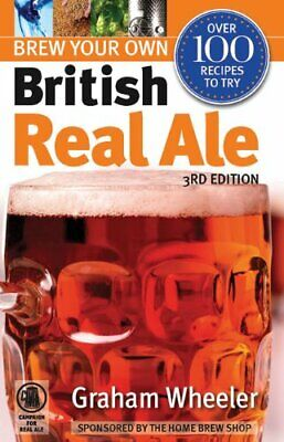 £9.99 • Buy Brew Your Own British Real Ale (Camra) By Graham Wheeler Paperback Book The