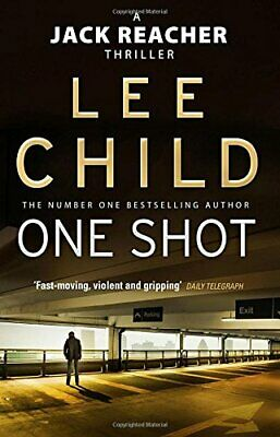 One Shot: (Jack Reacher 9) By Child, Lee Paperback Book The Cheap Fast Free Post • 3.81£