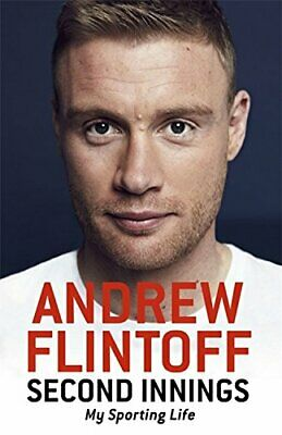 £3.99 • Buy Second Innings: My Sporting Life By Flintoff, Andrew Book The Cheap Fast Free