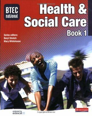 £5.49 • Buy BTEC National Health And Social Care Book 1: Core ... By Beryl Stretch Paperback