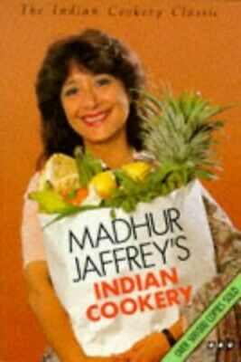 £3.29 • Buy Madhur Jaffrey's Indian Cookery By Jaffrey, Madhur Paperback Book The Cheap Fast