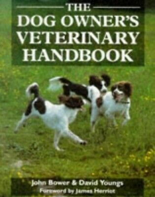 £5.49 • Buy The Dog Owners' Veterinary Handbook By Youngs, David Paperback Book The Cheap